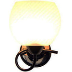 Бра IDLamp 853/1A-Blackchrome