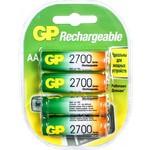 GP AA 2700 mAh 270AAHC (4шт.)