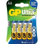 Батарейка GP Ultra Plus 15AUP-CR4 (4шт.)