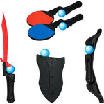 Набор аксессуаров DREAMGEAR Game Essentials DGPS3-3817 для PlayStation Move 5-in-1