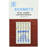 Schmetz 130/705 H LL № 80(2), 90(2), 100 для кожи (22:15.AS2.VIS)