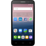 Смартфон Alcatel 5065D Pop 3 Black/BlackLeath