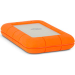 Внешний жесткий диск Lacie Thunderbolt 1Tb 9000488 Rugged orange (LAC9000488)