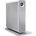 Купить Внешний жесткий диск Lacie 4Tb 9000258EK D2 Quadra silver (LAC9000258EK)