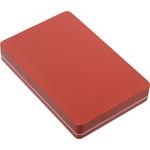 Купить Внешний жесткий диск Toshiba 2Tb Canvio Alu red (HDTH320ER3CA)