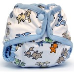 Подгузник для плавания Kanga Care Newborn Snap Cover Kangarooz (628586678972)