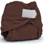 Подгузник Kanga Care Newborn Aplix Cover Root Beer (628586679092)