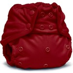 Подгузник Kanga Care One Size Snap Cover Scarlet (784672406192)