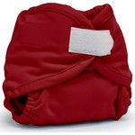 Подгузник Kanga Care Newborn Aplix Cover Scarlet (784672406185)