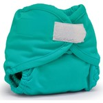 Подгузник Kanga Care Newborn Aplix Cover Peacock (661799592758)