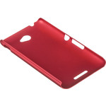 Накладка skinBOX для Sony Xperia E4 Ss/Ds Red (T-S-Sxe4-002)