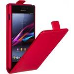 skinBOX ��� Sony Xperia M2 Red (T-F-Sxm2)
