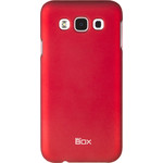 Накладка skinBOX для Samsung Galaxy E5 Red (T-S-Sge5-002)