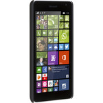 Накладка skinBOX для Microsoft Lumia 535 Black (T-S-Ml535-002)