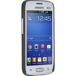 Накладка skinBOX для Samsung S7262 Galaxy Star Plus Black (T-S-Ss7262-002)