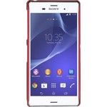 Накладка skinBOX для Sony Xperia Z3 Red (T-S-Sxz3-002)