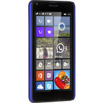Накладка skinBOX для Microsoft Lumia 640 Blue (T-S-Ml640-002)