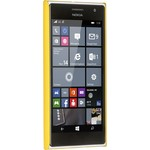 Накладка skinBOX для Nokia Lumia 730/735 Yellow (T-S-Nl730-002)