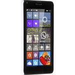 Накладка skinBOX для Microsoft Lumia 640 White (T-S-Ml640-002)