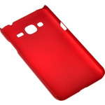 Накладка skinBOX для Samsung Galaxy J3 (2016) Red (T-S-Sgj32016-002)