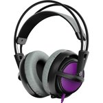 Игровые наушники SteelSeries Siberia 200 Sakura Purple (51136)