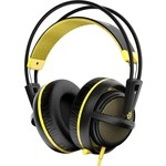 Игровые наушники SteelSeries Siberia 200 Proton Yellow (51138)