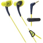 Наушники Audio-Technica ATH-SPORT2 yellow