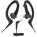 Наушники Audio-Technica ATH-SPORT1 black
