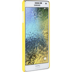 Чехол skinBOX для Samsung A700 Galaxy A7 Shield 4People Yellow T-S-SGA700-002