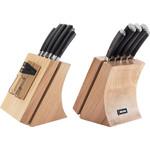 Купить Набор из 5 кухонных ножей и блока для ножей с ножеточкой Nadoba Dana (722515)