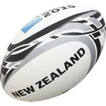 Мяч для регби Gilbert RWC2015 Supporter New Zealand