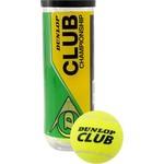 Купить Мячи теннисные Dunlop Club Championship