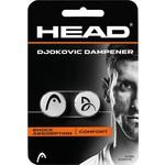 Купить Виброгаситель Head Djokovic Dampener (белый)