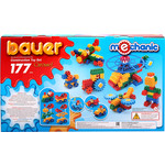 Конструктор Bauer серии Mechanic 177 parts Carousel Карусель 12/12 (186)