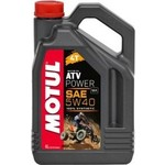 Моторное масло MOTUL ATV Power 4T 5W-40 4 л