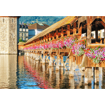 Фотообои W+G Lucerne Switzerland 8 частей 366 x 254 см (00157WG)