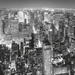 Фотообои W+G Midtown New York 8 частей 366 x 254 см (00141WG)
