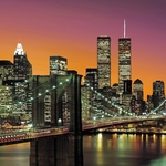 Фотообои W+G New York City 8 частей 366 x 254 см (00139WG)