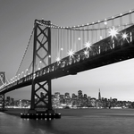 Фотообои W+G San Francisco Skyline 8 частей 366 x 254 см (00134WG)