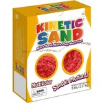 Песок Waba Fun Kinetic Sand 2,27 килограмм Красный (150-303)