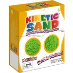 Песок Waba Fun Kinetic Sand 2,27 килограмм Зеленый (150-703)