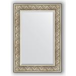 Evoform Exclusive 70x100 см, барокко серебро 106 мм (BY 3450)