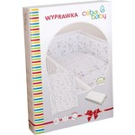 Ceba Baby с аксессуарами Layette Dream Roll-over white W-816-903-100