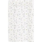 Ceba Baby 70 см мягкий с изголовьем Dream Roll-over white W-103-903-100