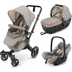 Коляска 3 в 1 Concord Neo Travel Set Cool Beige 2016
