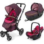 Коляска 3 в 1 Concord Neo Travel Set Rose Pink 2016