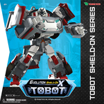 Трансформер Tobot Tobot Evolution X Shield-On с модулем со световыми и звуковыми эффектами (301009)