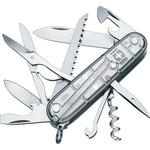 Victorinox Huntsman 1.3713.T7 (91мм, 15 функций, полупрозрачный серебристый)