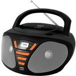 BBK BX180U аудиомагнитола bbk bx180u черный желтый bx180u черный желтый