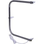 Купить Полотенцесушитель электрический Тера П-образный 500х400 (ПСН-01-03)